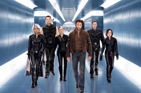 X-Men: Son Direnis : Fotograf Daniel Cudmore, Halle Berry, Hugh Jackman, Shawn Ashmore