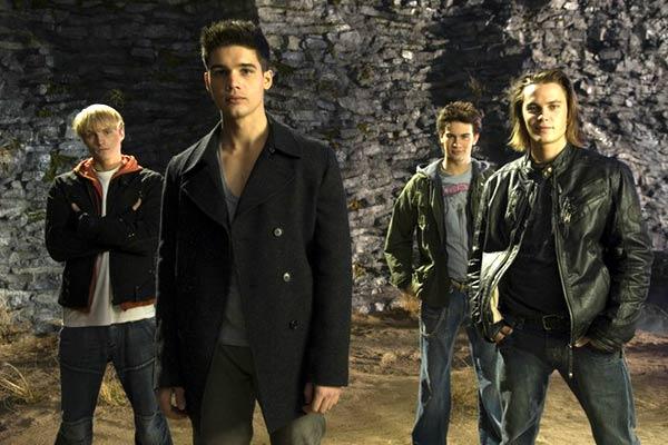 The Covenant : Fotograf Renny Harlin, Sebastian Stan, Steven Strait, Taylor Kitsch, Toby Hemingway