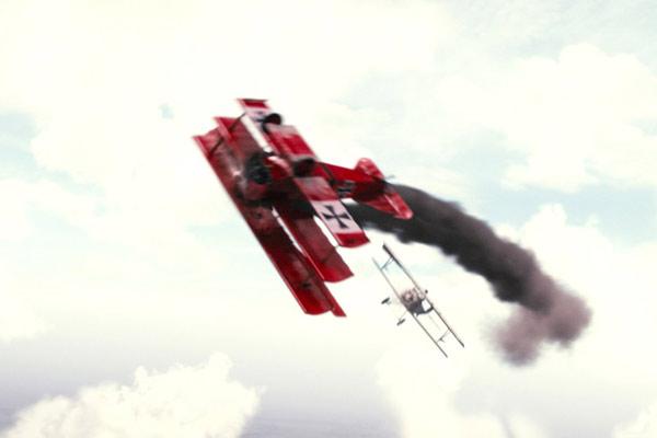 Kahraman Pilotlar: Tony Bill