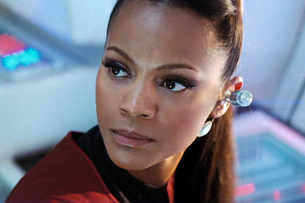 Star Trek : Fotograf Zoe Saldana