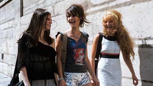 Fotograf Anaïs Demoustier, Jennifer Decker, Judith Chemla