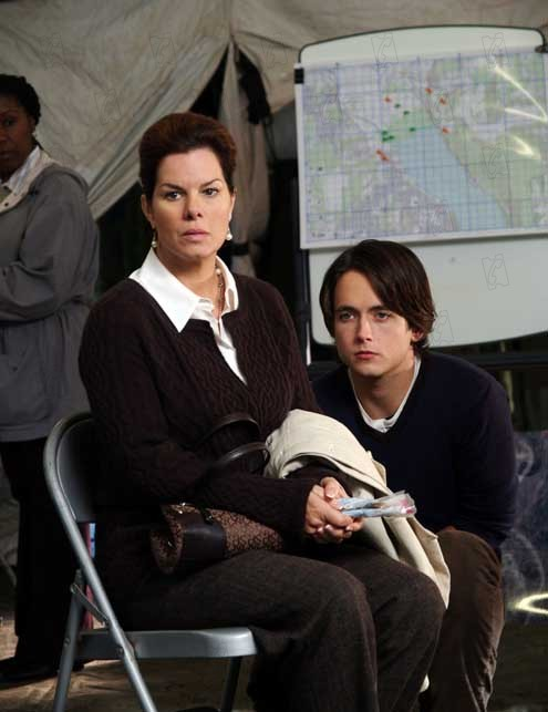 The Invisible: Justin Chatwin, Marcia Gay Harden