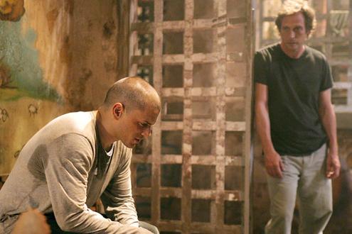 Prison Break : Fotograf Wentworth Miller, William Fichtner