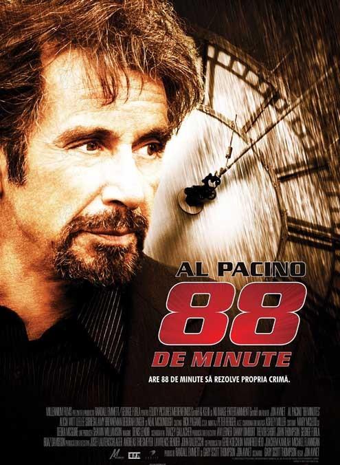 88 Dakika : Fotograf Al Pacino, Alicia Witt, Amy Brenneman, Ben McKenzie, Jon Avnet