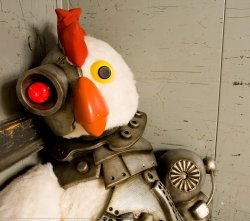 Robot Chicken : Afis