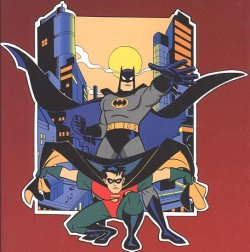 Batman: The Animated Series : Afis