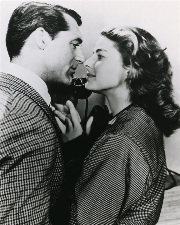 Notorious : Fotograf Cary Grant, Ingrid Bergman