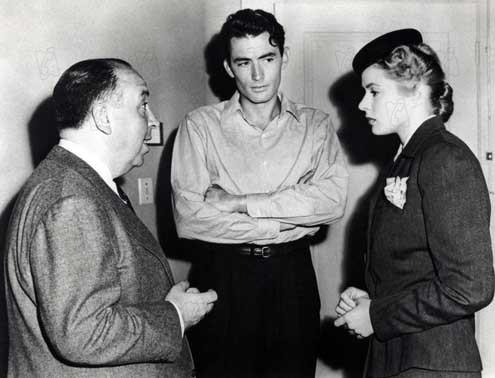Öldüren Hatiralar : Fotograf Alfred Hitchcock, Gregory Peck, Ingrid Bergman