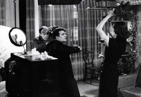 Neşeli Pazar: Jean-Pierre Kalfon, Fanny Ardant, François Truffaut, Jean-Louis Trintignant