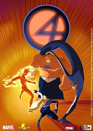 Fantastic Four: World's Greatest Heroes : Fotograf