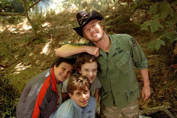 Drillbit Taylor : Fotograf David Dorfman, Nate Hartley, Owen Wilson, Steven Brill, Troy Gentile