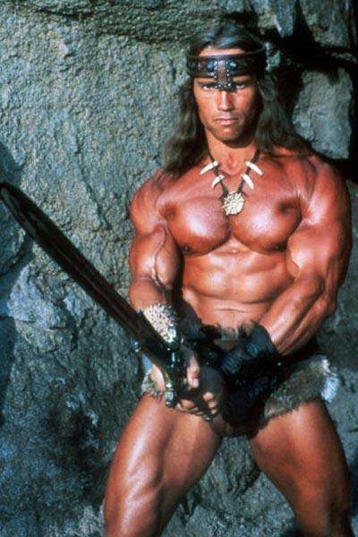 Conan 2 : Fotograf Arnold Schwarzenegger, Richard Fleischer