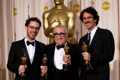 Fotograf Ethan Coen, Joel Coen, Martin Scorsese