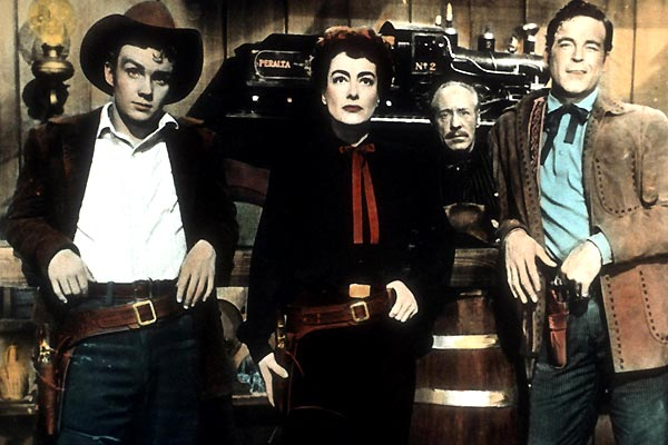 Johnny Guitar : Fotograf Joan Crawford, Nicholas Ray, Sterling Hayden