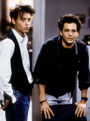 21 Jump Street : Fotograf Johnny Depp, Richard Grieco