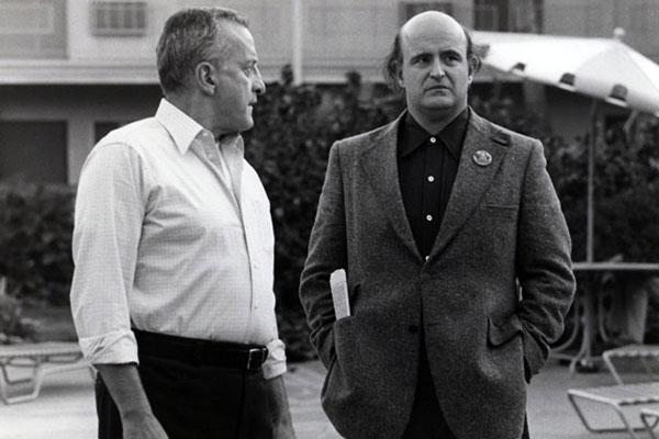 Fotograf George C. Scott, Peter Boyle