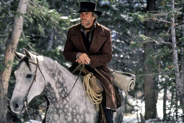 Pale Rider : Fotograf Clint Eastwood