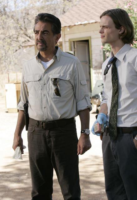 Criminal Minds : Fotograf Joe Mantegna, Matthew Gray Gubler