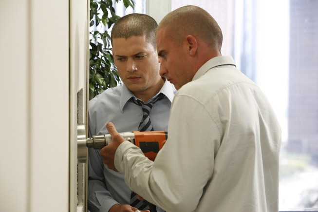 Prison Break : Fotograf Dominic Purcell, Wentworth Miller
