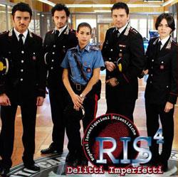 R.I.S. - Delitti imperfetti : Afis