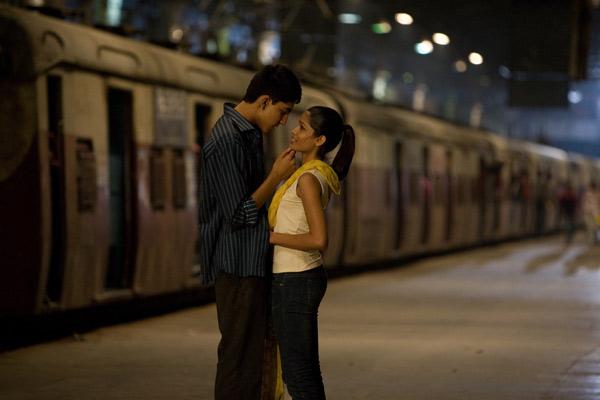 Milyoner : Fotograf Dev Patel, Freida Pinto
