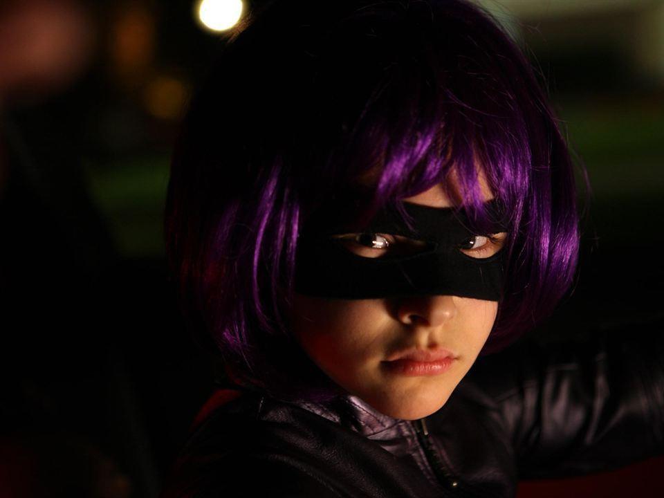 Kick-Ass : Fotograf Chloë Grace Moretz, Matthew Vaughn