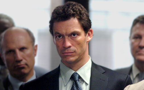 The Wire : Fotograf Dominic West