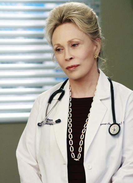 Grey's Anatomy : Fotograf Faye Dunaway