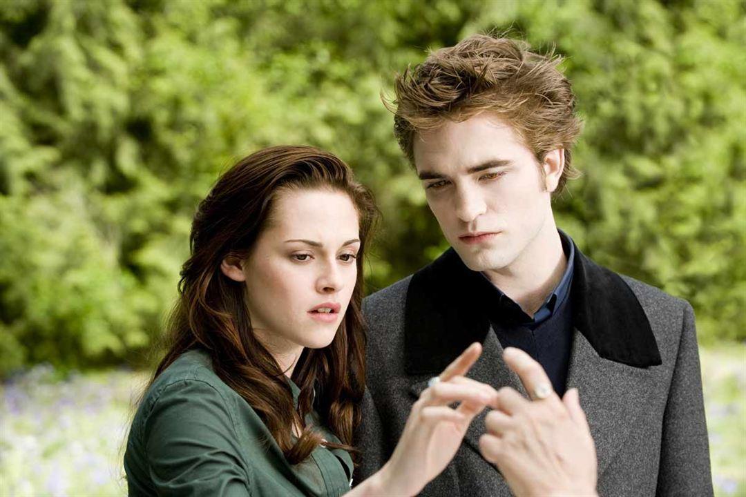 Alacakaranlik Efsanesi: Yeni Ay : Fotograf Kristen Stewart, Robert Pattinson, Stephenie Meyer