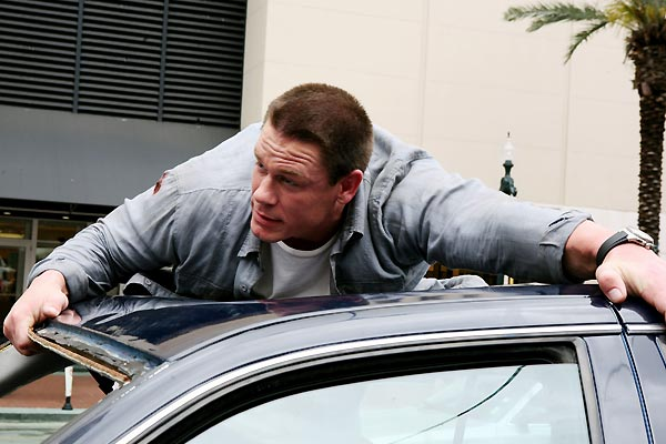 12 Tuzak: Renny Harlin, John Cena