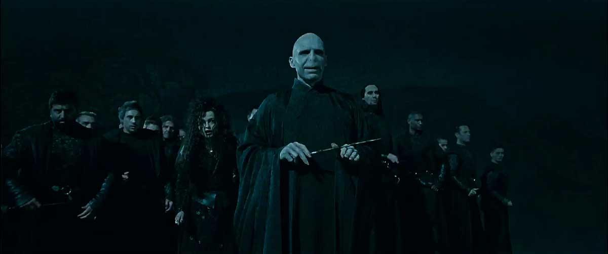 Harry Potter ve Ölüm Yadigarlari: Bölüm 1 : Fotograf Ralph Fiennes