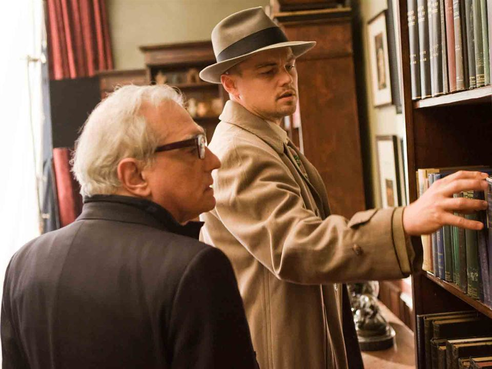 Zindan Adası: Martin Scorsese, Leonardo DiCaprio