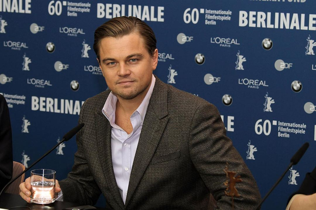 Zindan Adasi : Fotograf Leonardo DiCaprio