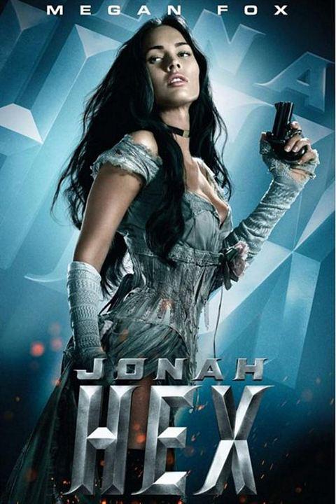 Jonah Hex : Afis Jimmy Hayward