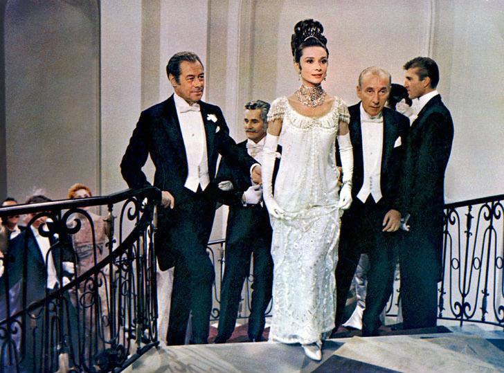 My Fair Lady : Fotograf Audrey Hepburn, Rex Harrison, Wilfrid Hyde-White