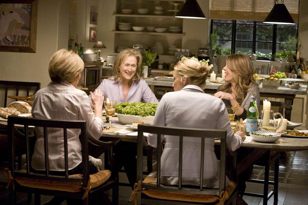 Iliski Durumu: Karmasik : Fotograf Alexandra Wentworth, Mary Kay Place, Meryl Streep, Rita Wilson
