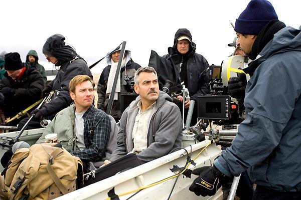Özel Kuvvetler : Fotograf Ewan McGregor, George Clooney, Grant Heslov