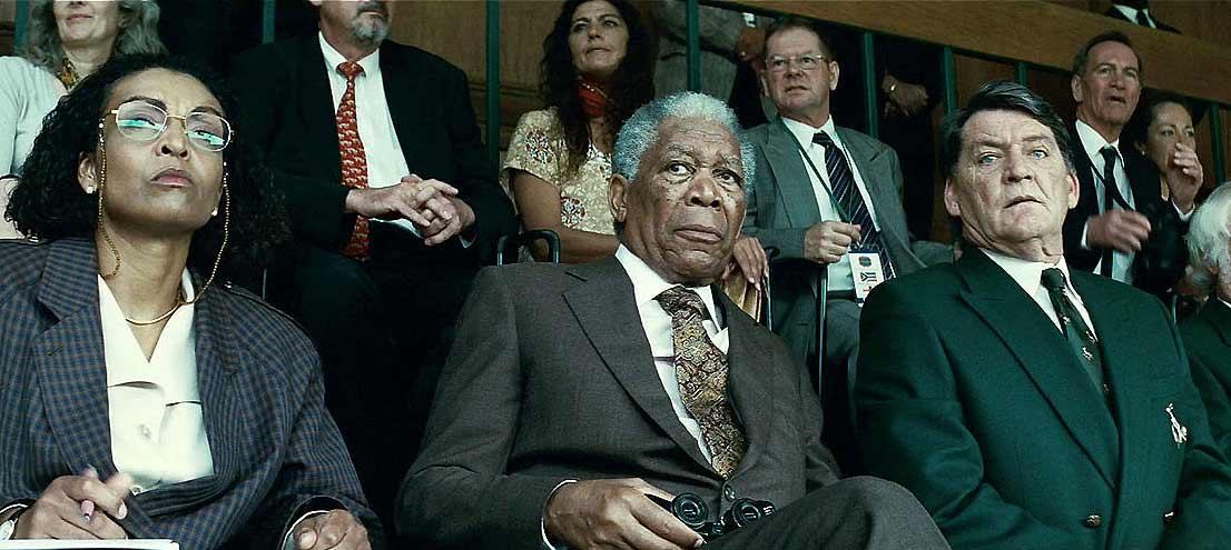 Yenilmez : Fotograf Morgan Freeman