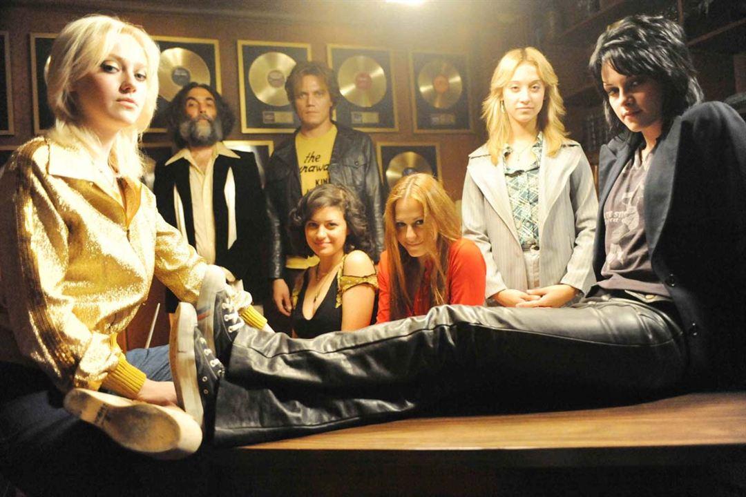 Asi Kizlar : Fotograf Alia Shawkat, Dakota Fanning, Floria Sigismondi, Kristen Stewart, Michael Shannon