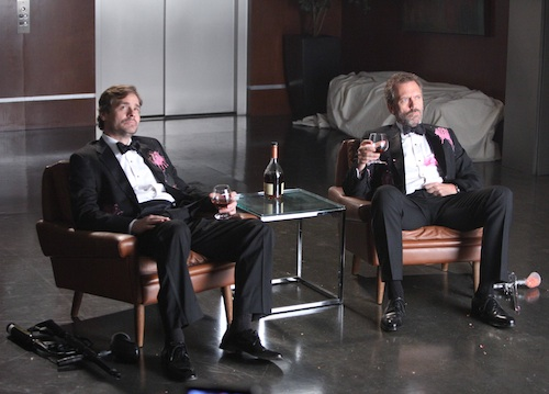Fotograf Hugh Laurie, Robert Sean Leonard