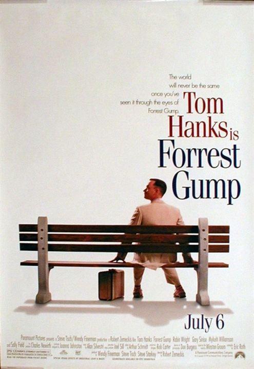 Forrest Gump : Afis