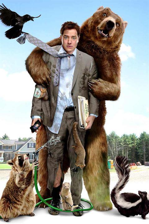 Furry Vengeance : Fotograf Brendan Fraser, Roger Kumble