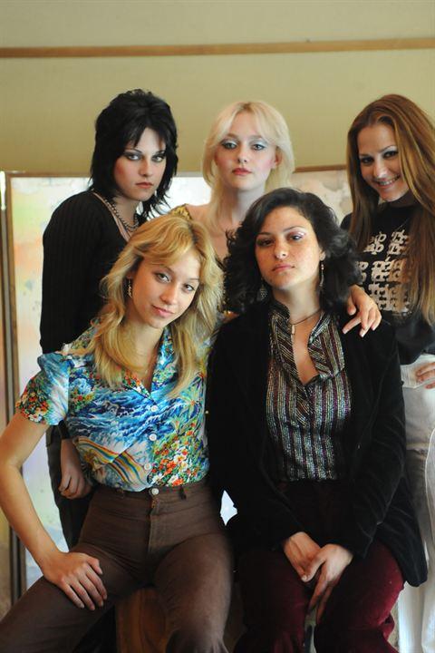 Asi Kizlar : Fotograf Alia Shawkat, Dakota Fanning, Floria Sigismondi, Kristen Stewart, Scout Taylor-Compton