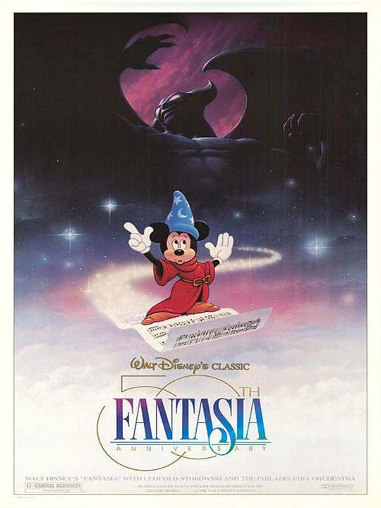 Fantasia : Afis