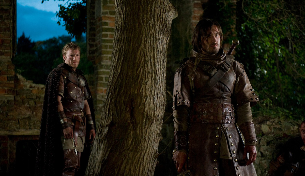 Camelot : Fotograf Clive Standen, Diarmaid Murtagh