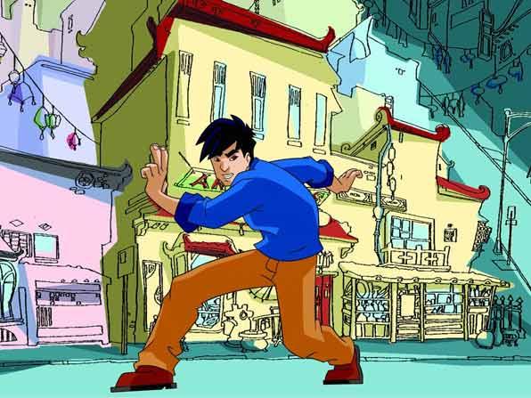 Jackie Chan Adventures : Fotograf