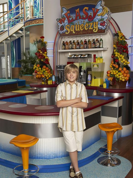 The Suite Life on Deck : Fotograf Dylan Sprouse