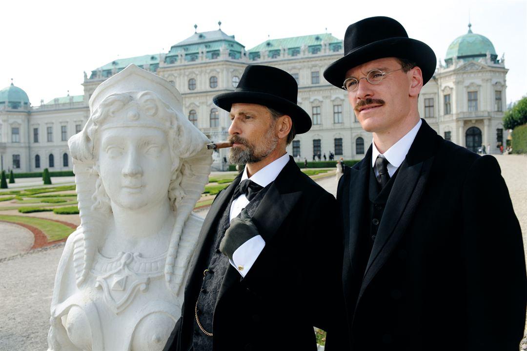 Tehlikeli Iliski : Fotograf Michael Fassbender, Viggo Mortensen