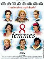 8 Kadın : poster