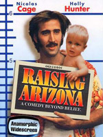 Raising Arizona : Afis